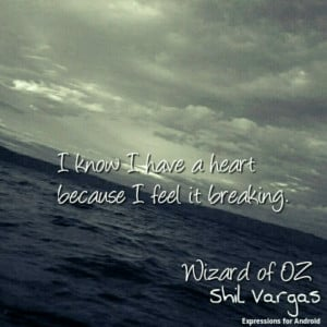 Wizard of oz quote