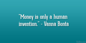 Vanna Bonta Quote