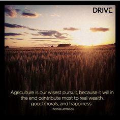 DRIVE quotes Thomas Jefferson
