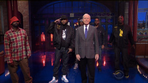 "Watch Video:Wu-Tang Clan: ""Ruckus in B Minor"" – David Letterman ..."