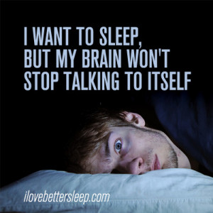 Going To Sleep Quotes For Facebook I love better sleep - insomnia