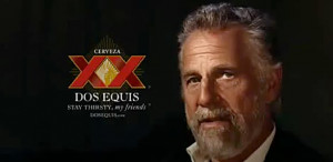 ... interesting man in the world dos equis why the most interesting man in