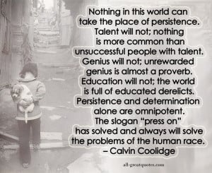 Calvin Coolidge Quotes...