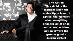 Jordan Belfort - Straight Line Persuasion System Quote