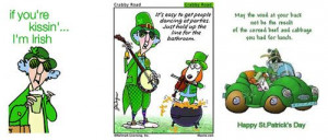 Saint Patricks Day Humor Leads Maxine Down Crabby Road