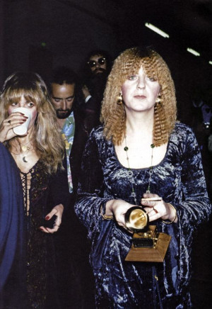 Stevie Nicks With Christine