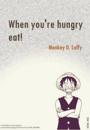 Monkey D. Luffy (One Piece)