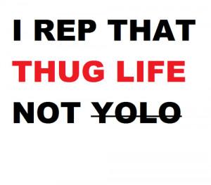 Tupac Amaru Shakur Quotes Thug Life