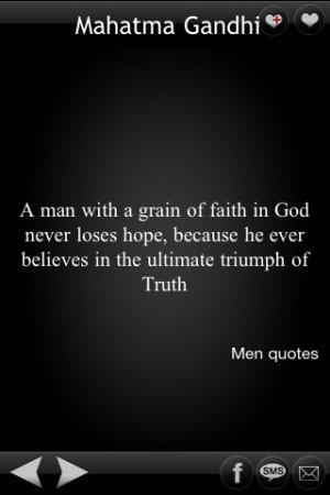 mohandas gandhi famous quotes