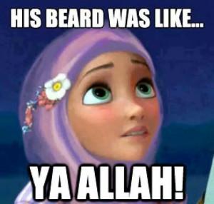 ... Islam Quotes, Funny Stuff, Hijab Jokes, Allah, Disney Hijab, Al Islam