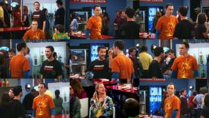 Sarcasm Sheldon Cooper...