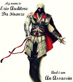 Ezio Auditore Da Firenze by Melciah1791