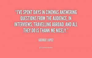 george lopez quotes from show