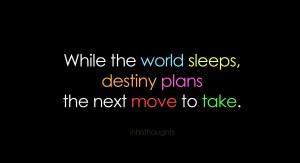 quotes about destiny