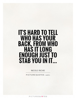 Stab Quotes
