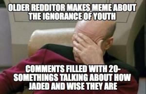 Captain Picard Meme Facepalm
