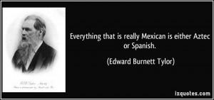 More Edward Burnett Tylor Quotes