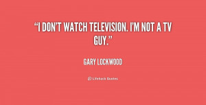 watching tv quotes