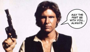 The Top 15 Han Solo Quotes You Need to Use in Regular Conversation