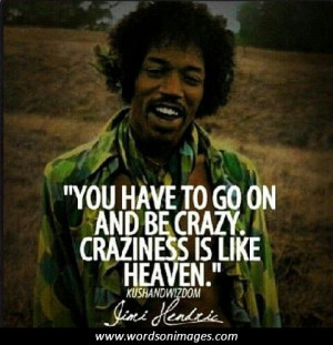 Jimmy hendrix quotes