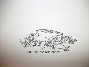 ... The Giving Tree