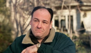 ... in Italy. The Sopranos star died of a heart attack at the age of 51