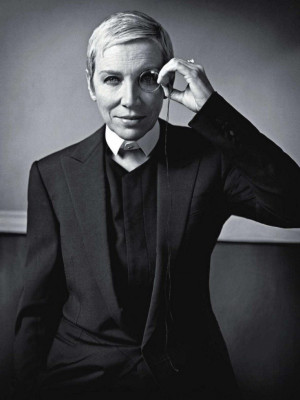 ... for us to wake up and say i m a feminist annie lennox # quotes
