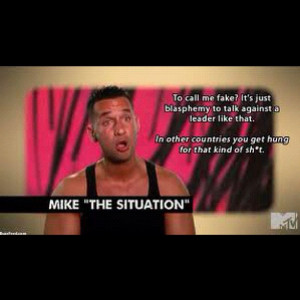 jerseyshore #quotes #lol #tbt #funny #quotes