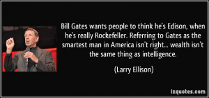 quote bill gates wants people to think he s edison when he s really