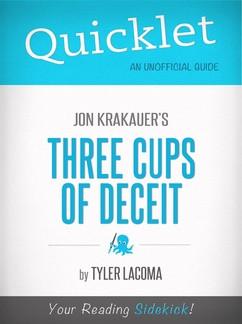Quicklet on Jon Krakauer's Three Cups of Deceit
