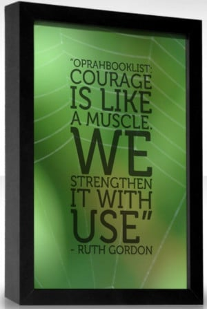 ... Ruth Gordon Quotes Factories, Colourful Quotes, Quotes Sayings