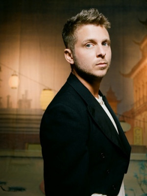 Ryan Tedder, lead singer for One Republic. : )