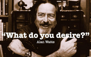 Alan Watts quote citat