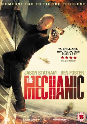 The Mechanic (UK - DVD R2   BD RB)