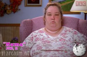Mama June Shannon