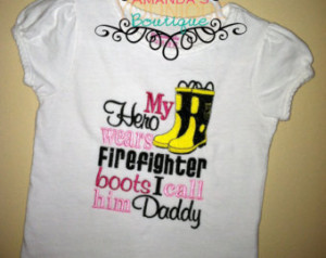 Firefighter Girlfriend Quotes And Sayings ~ Gallery For > Firefighter ...