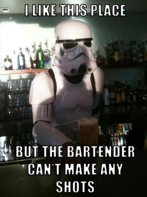 funny bartenders