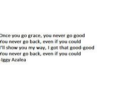 Iggy Azalea Lyric Quotes