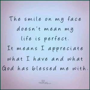 Blessed Life Quotes I am very blessed!