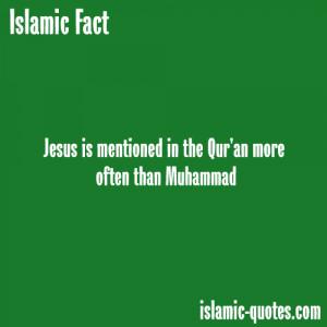 Jesus in the Quran