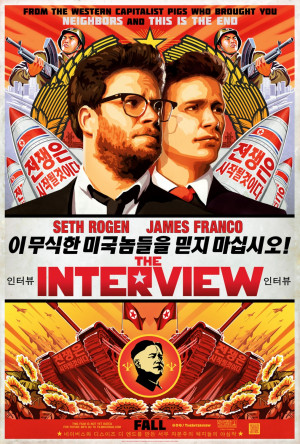 IMP Awards > 2014 Movie Poster Gallery > The Interview > XLG Image