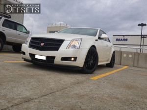 2008 Cadillac CTS Custom Rims