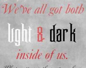 8x10 Wall Art Print- Harry Potter Sirius Black Quote ...