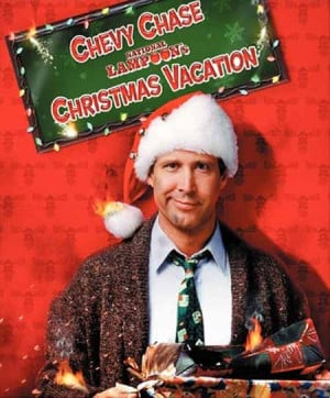 Chevy Chase Christmas Vacation 20th Anniversary