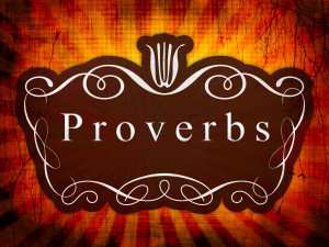 Treasures of the Book of Proverbs