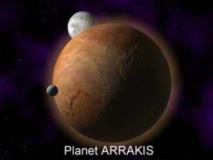Arrakis / Dune A filmbook 1996-2004 Vers. 3.0