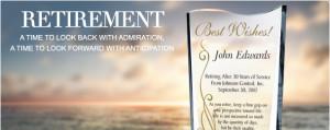 Retirement Quotes and Plaque Wording Ideas