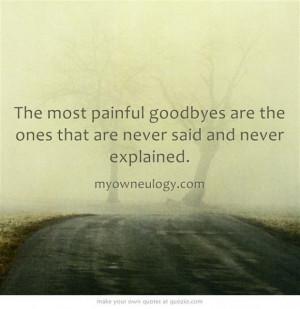Really Sad Love Pain Quotes