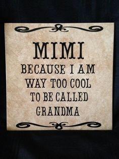 ... Grandma 12x12 ceramic tile GRANDMOTHER nana, gigi on Etsy, $24.00 More