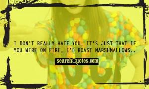 Mean Sarcastic Quotes